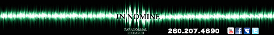 In Nomine Paranormal Research